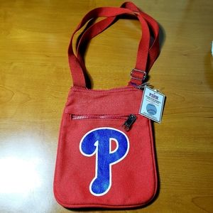 🆕️ Phillies Crossbody Bag- PINK Victoria's Secret
